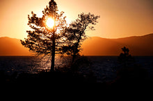 Load image into Gallery viewer, Lake Tahoe at Sunset - Tracy McCrackin Photography