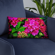 Load image into Gallery viewer, Floral Garden Pillows - Tracy McCrackin Photography