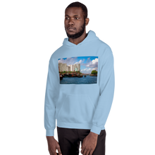 Load image into Gallery viewer, Hong Kong Harbor Unisex Hoodie - Tracy McCrackin Photography