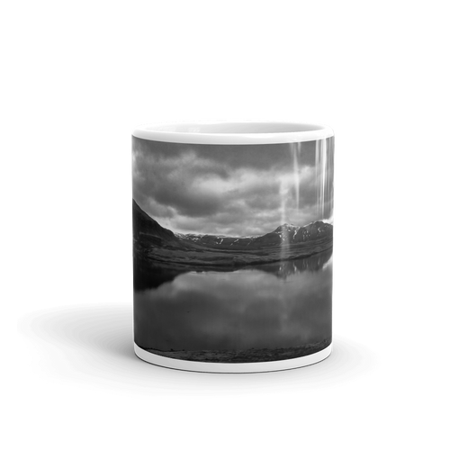 Stormy Iceland Mug - Tracy McCrackin Photography