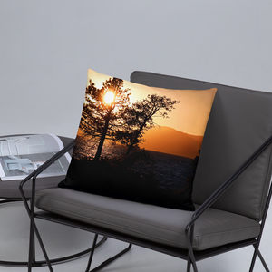 Mountain Sunset Pillows
