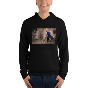 Bicycle Unisex hoodie - Tracy McCrackin Photography
