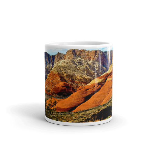 Mt. Zion National Park Mug - Tracy McCrackin Photography