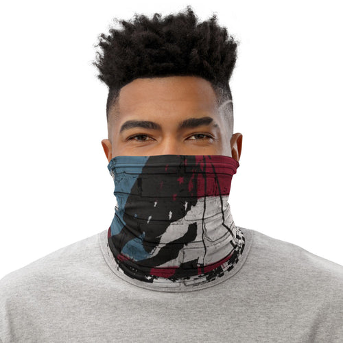 Patriotic Nautical Face Mask/Neck Gaiter - Tracy McCrackin Photography