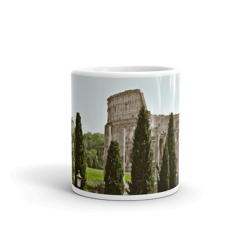 Roman Countryside Mug - Tracy McCrackin Photography