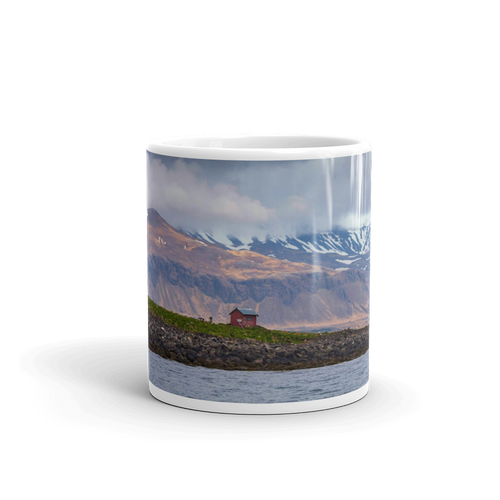 Iceland's Mountainside Mug - Tracy McCrackin Photography