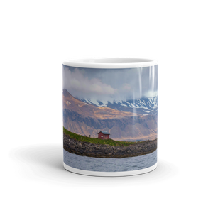 Iceland's Mountainside Mug
