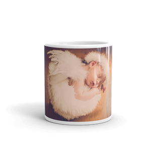 Sleeping Angel Mug