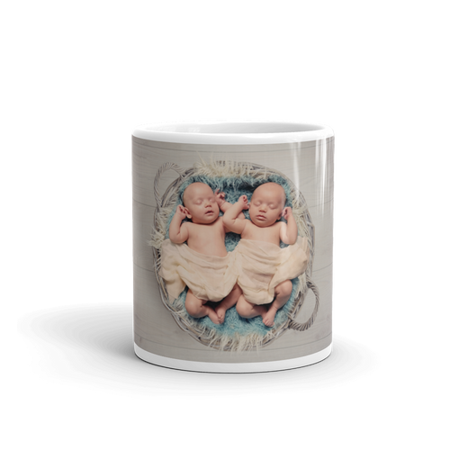 Double the Love Twin Mug - Tracy McCrackin Photography
