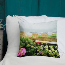 Load image into Gallery viewer, Seaside Escape Pillows - Tracy McCrackin Photography