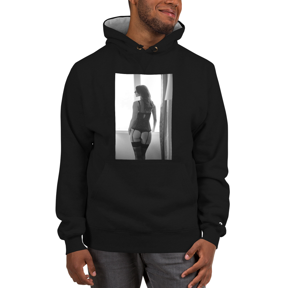 Girl Champion Hoodie - Tracy McCrackin Photography