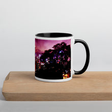 Load image into Gallery viewer, Hong Kong Nightscape Mug with Color Inside - Tracy McCrackin Photography