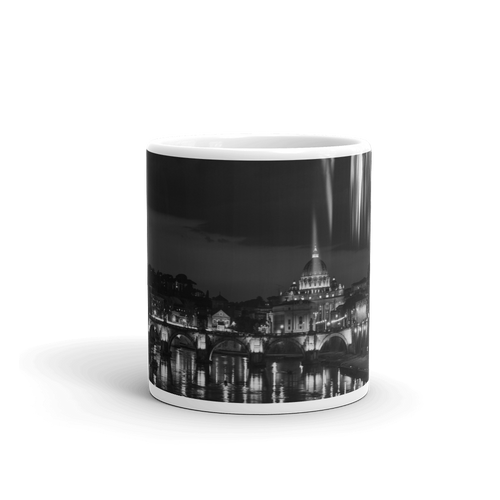 Rome Nightscape Mug - Tracy McCrackin Photography