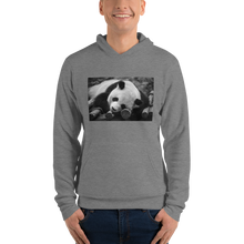 Load image into Gallery viewer, Unisex Panda Hoodie - Tracy McCrackin Photography