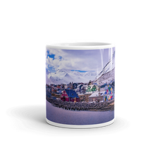 Load image into Gallery viewer, Icelandic Village by the Bay Mug - Tracy McCrackin Photography