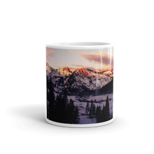 Load image into Gallery viewer, Squaw Creek Snowy Mountains Mug - Tracy McCrackin Photography