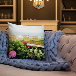 Seaside Escape Pillows - Tracy McCrackin Photography