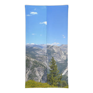 Half Dome Face Mask/Neck Gaiter - Tracy McCrackin Photography