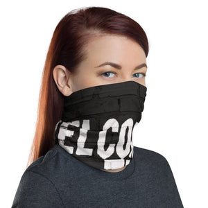 Welcome To The Show Face/Mask Neck Gaiter - Tracy McCrackin Photography