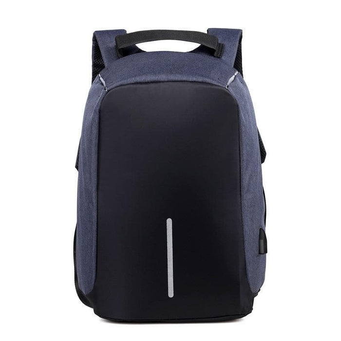 Casual Backpack With USB Charger,merchantvikings