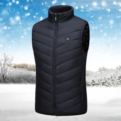 eprolo Outdoor Heated Hooded Vest