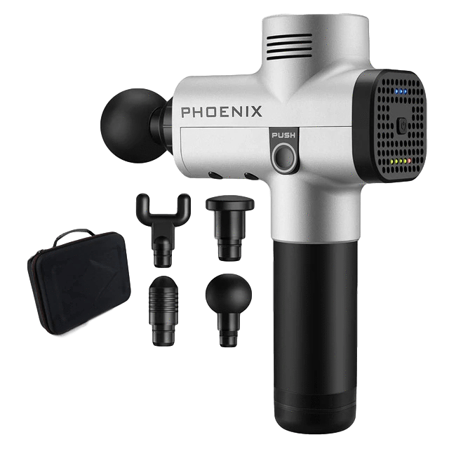 Phoenix A2 Percussion Massager Muscle Gun,merchantvikings