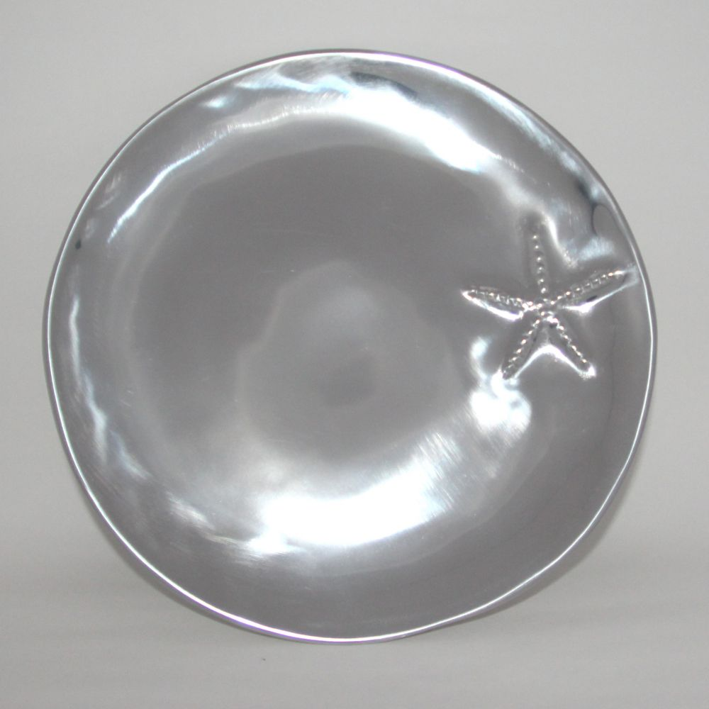 ROUND STAR FISH PLATE - Lily Fields Home