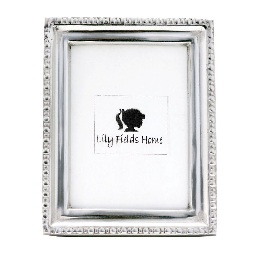 MD FLAT BEADED FRAME - Lily Fields Home