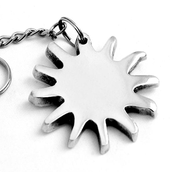SUN KEY CHAIN - Lily Fields Home
