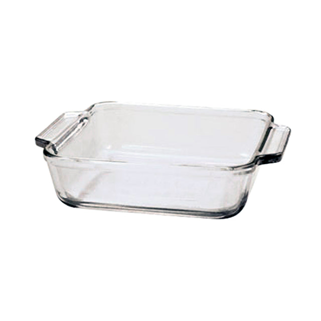 8X8 ANCHOR HOCKING GLASS PAN - Lily Fields Home