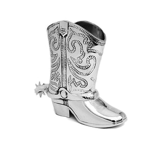 LG COWBOY BOOT WINE HOLDER - Lily Fields Home