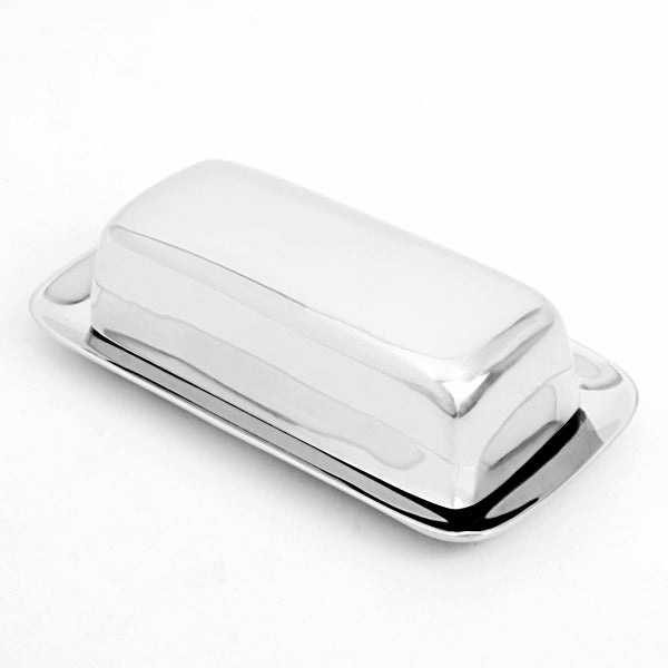 SM SMOOTH BUTTER DISH - Lily Fields Home