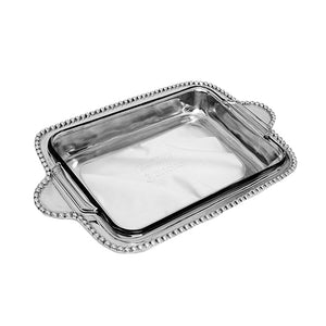 RECTANGLE BEADED CASSEROLE HOLDER - Lily Fields Home