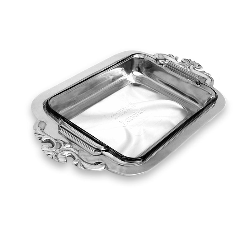 RECTANGLE ORNATE CASSEROLE HOLDER - Lily Fields Home