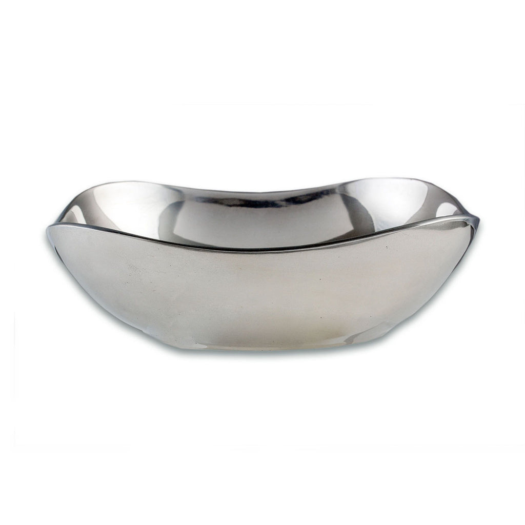 MD SQUARE SHALLOW BOWL - Lily Fields Home