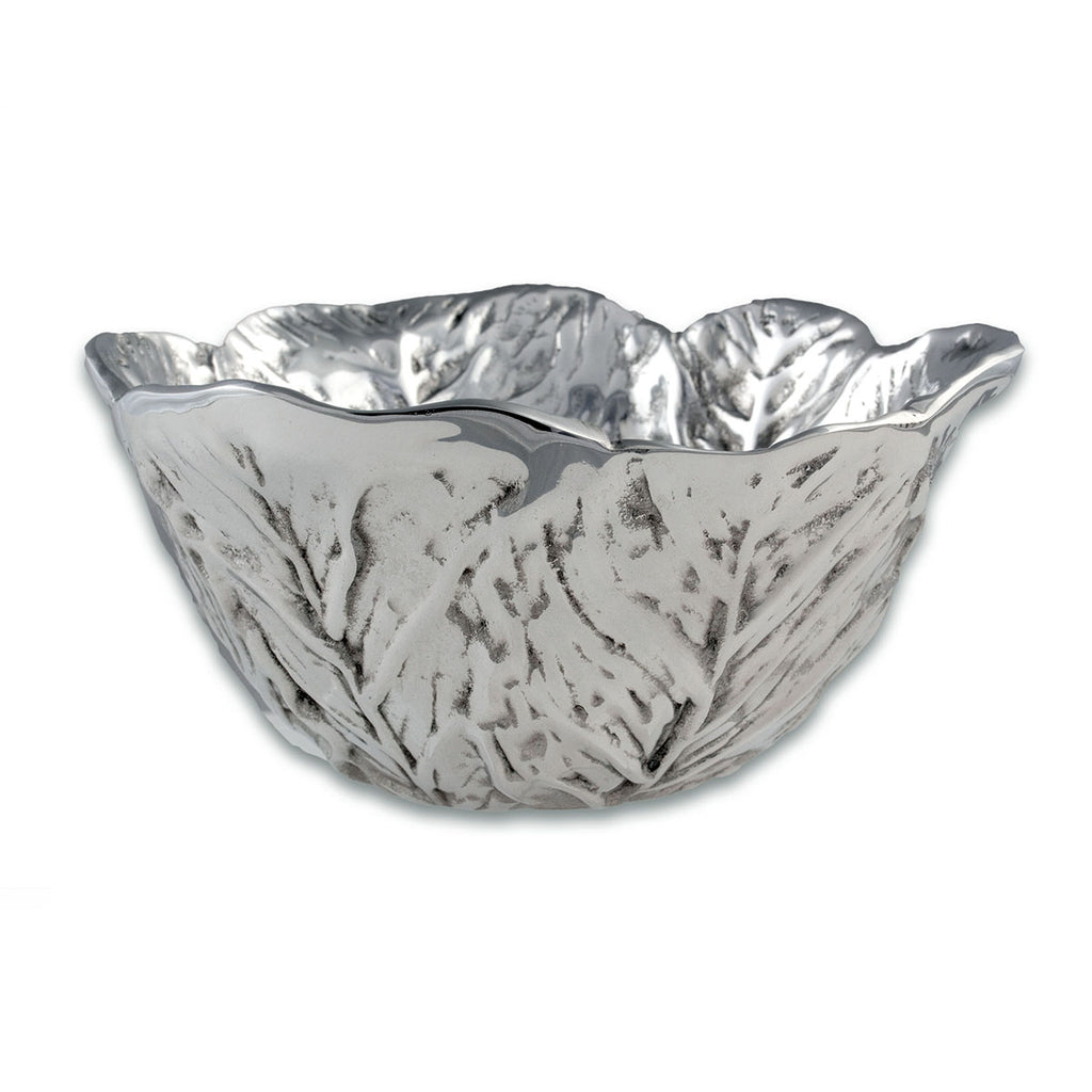 SM LETTUCE LEAF BOWL - Lily Fields Home