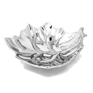 SM LEAF BOWL W/ STEM - Lily Fields Home