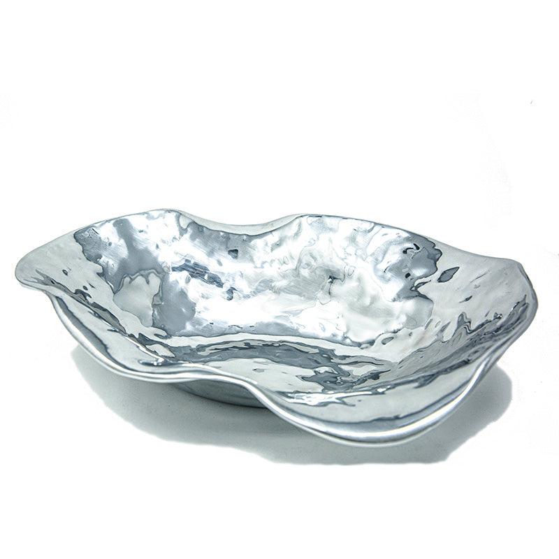 LG SOFT HAMMERED BOWL - Lily Fields Home