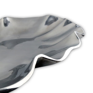 MD OVAL WAVY TRAY - Lily Fields Home
