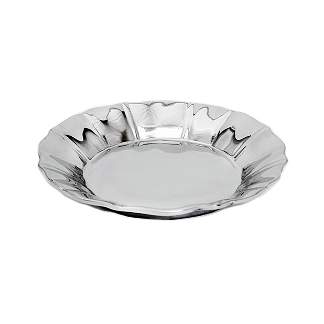 SCALLOP EDGE SHALLOW BOWL - Lily Fields Home