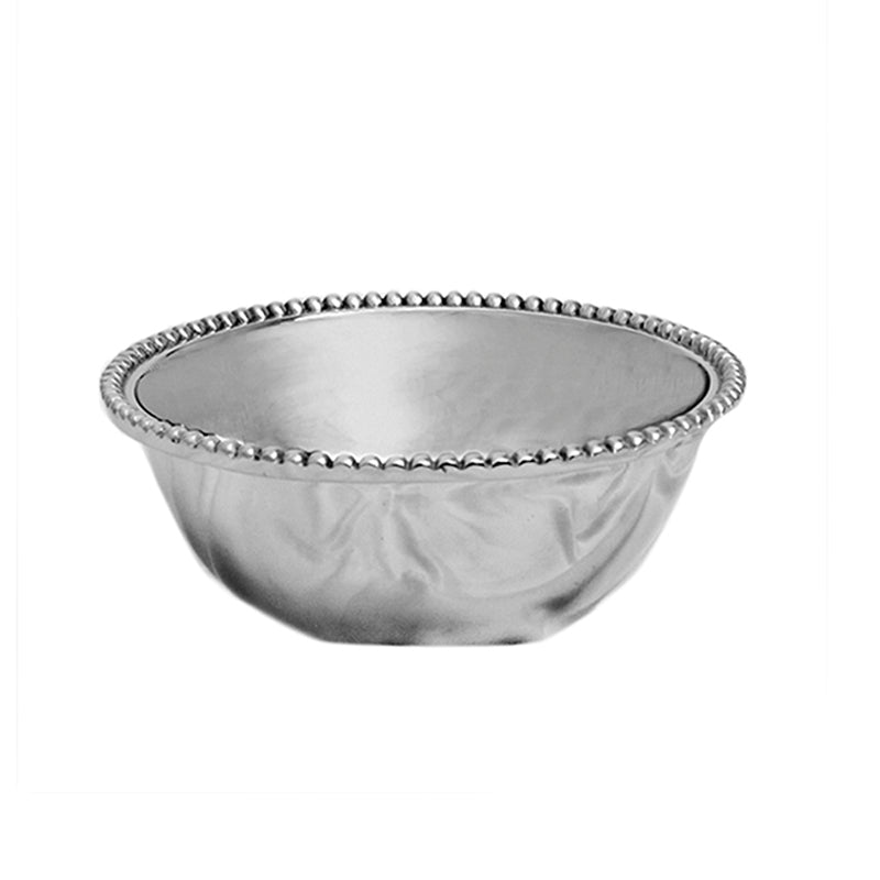 MD BEADED RIM BOWL - Lily Fields Home