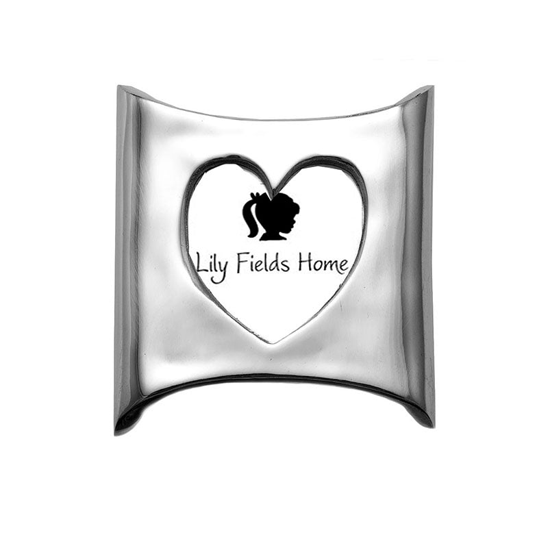 SM CUT OUT HEART FRAME - Lily Fields Home
