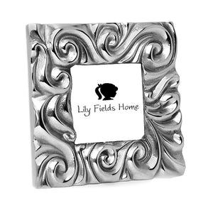 SQUARE SQUIGGLE FRAME - Lily Fields Home