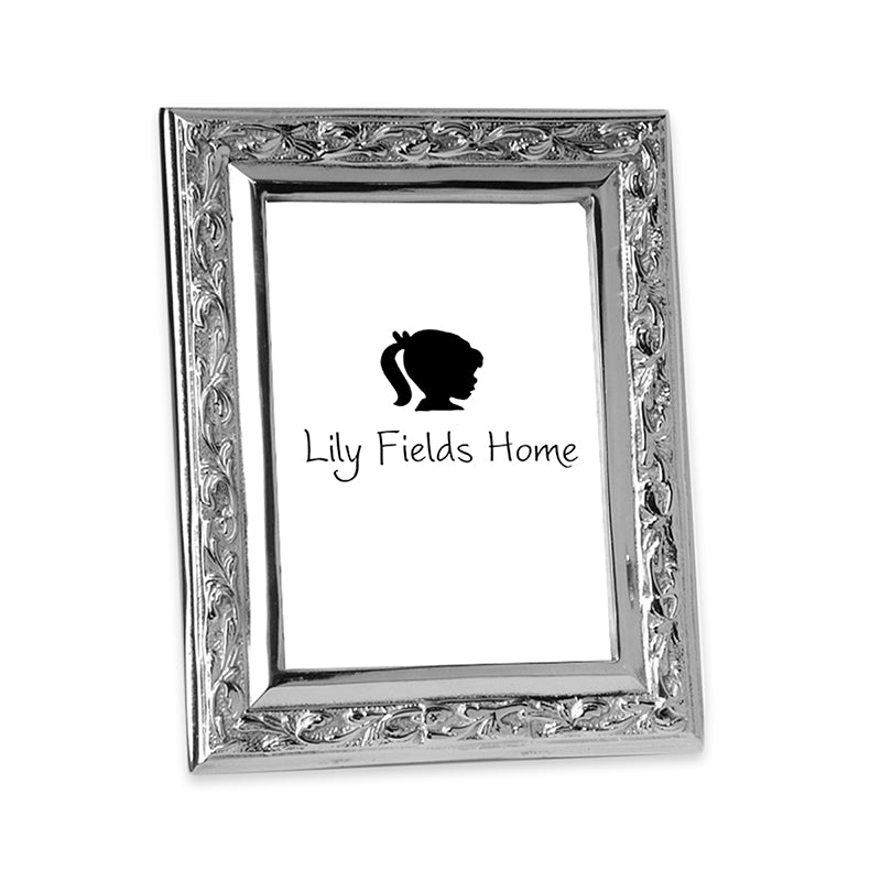 5X7 LEAF DESIGN - Lily Fields Home