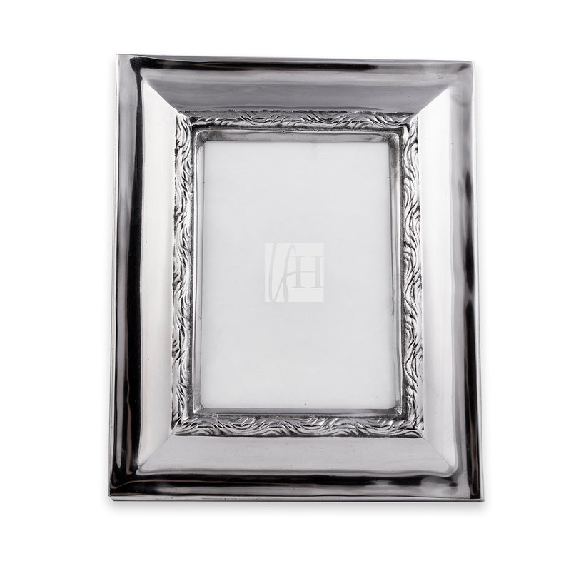 MD SMOOTH W/ FILIGREE CENTER FRAME - Lily Fields Home