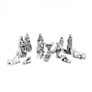 LG CHRISTMAS NATIVITY SET - Lily Fields Home