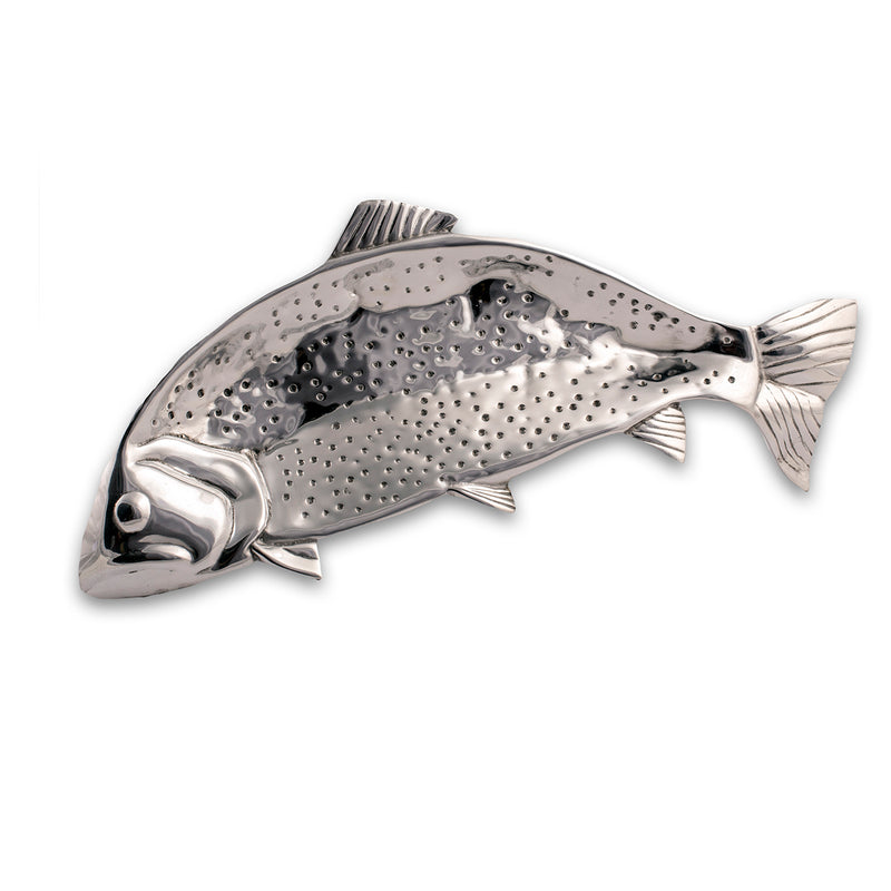 TROUT FISH TRAY - Lily Fields Home