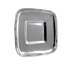 SQUARE WIDE RIM PLATTER - Lily Fields Home
