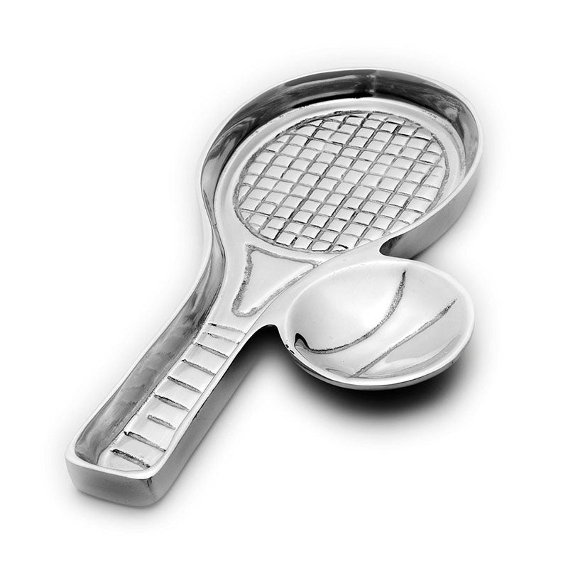SM TENNIS RACKET & BALL DISH - Lily Fields Home