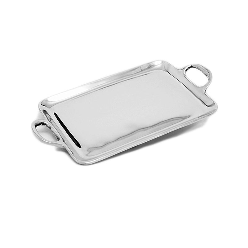 MINI HANDLE SMOOTH TRAY - Lily Fields Home